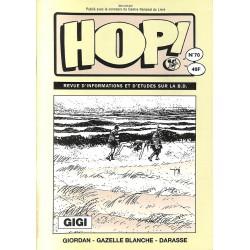 ABAO Bandes dessinées Hop ! 70