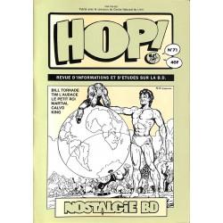 ABAO Bandes dessinées Hop ! 71