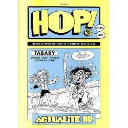 ABAO Bandes dessinées Hop ! 84