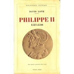 1900- Loth (David) - Philippe II. 1527-1598.