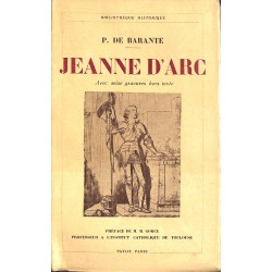 ABAO 1900- Barante (P. de) - Jeanne d'Arc.