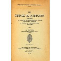 ABAO 1900- Dupond (Ch.) - Les Oiseaux de la Belgique.