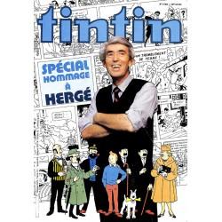 Bandes dessinées Tintin 38/011bis SPECIAL hommage à Hergé