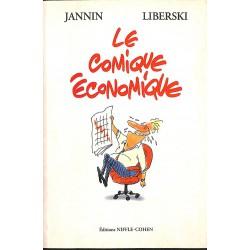 Bandes dessinées Le Comique économique + Télécard Schlirf Book