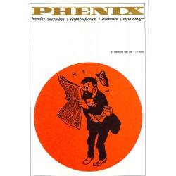 Bandes dessinées Phenix 03