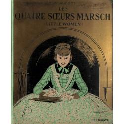 ABAO 1900- Alcott (Louisa M.) - Les Quatre soeurs Marsch.