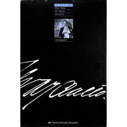 1900- [Aalto (Alvar)] Aalto, de l'oeuvre aux écrits. Monographie.