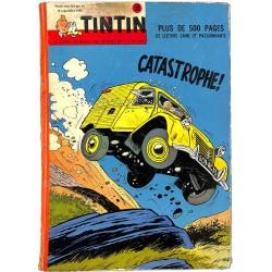 Bandes dessinées Tintin recueil 059