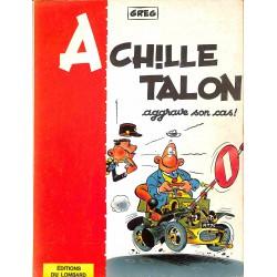 Bandes dessinées Achille Talon 02