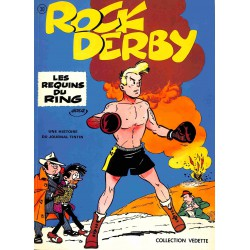 Bandes dessinées Rock Derby 01