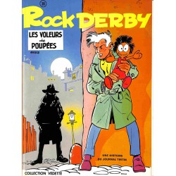 Bandes dessinées Rock Derby 02