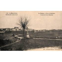 ABAO 42 - Loire [42] Le Bessat - Vue de la Croix-Blanche.