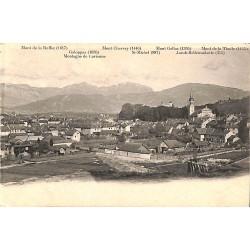 ABAO 73 - Savoie [73] Jacob-Bellecombette - Mont de la Buffaz, Galoppaz, Charvey, etc...