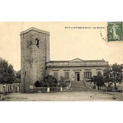 ABAO 46 - Lot [46] Puy-l'Eveque - La Mairie.