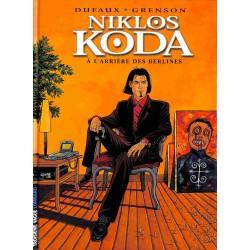 ABAO Bandes dessinées Niklos Koda 01