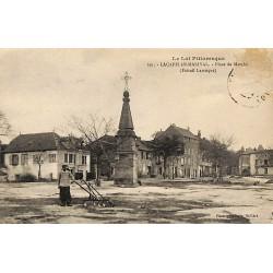 ABAO 46 - Lot [46] Lacapelle-Marival - Place du Marché.