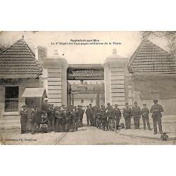 ABAO 17 - Charente-Maritime [17] Rochefort-sur-Mer - Le 4e Dépôt des Equipages militaires de la Flotte.
