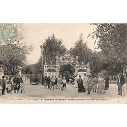 17 - Charente-Maritime [17] Fourras-les-Bains - Entrée principale du Parc du Casino.