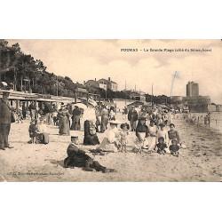 17 - Charente-Maritime [17] Fourras-les-Bains - La Grande Plage (côté du Sémaphore).