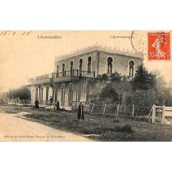 17 - Charente-Maritime [17] Châtelaillon - L'Hydrothérapie.