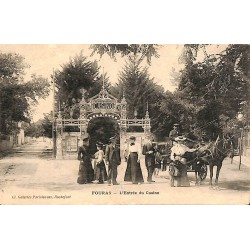 17 - Charente-Maritime [17] Fouras - L'Entrée du Casino.