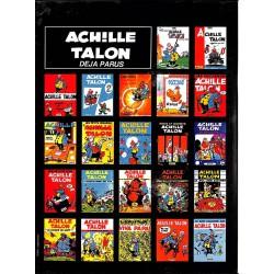 ABAO Bandes dessinées Achille Talon 23