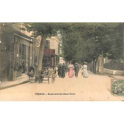 17 - Charente-Maritime [17] Fouras-les-Bains - Boulevard des Deux Ports.