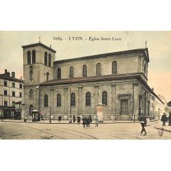 69 - Rhône [69] Lyon - Eglise Saint-Louis.