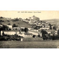 69 - Rhône [69] Saint-Bel - Vue à l'Ouest.