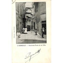 69 - Rhône [69] L'Abresle - Ancienne Porte de la Ville.