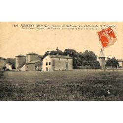 69 - Rhône [69] Messimy - Hameau de Malataverne. Château de la Feuillade.