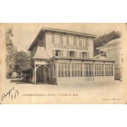 ABAO 69 - Rhône [69] Charbonnières-les-Bains - L'Hôtel des Bains.