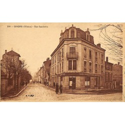 ABAO 69 - Rhône [69] Givors - Rue Gambetta.