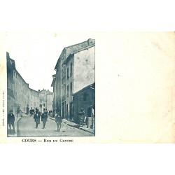 ABAO 69 - Rhône [69] Cours - Rue du Centre.