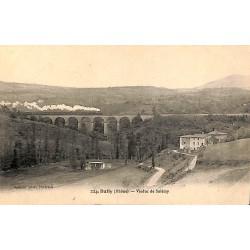 ABAO 69 - Rhône [69] Bully - Viaduc de Solémy.