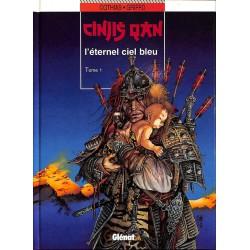 Bandes dessinées Cinjis Qan 01