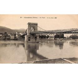 ABAO 69 - Rhône [69] Condrieu - Le Pont.