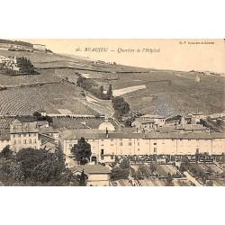 ABAO 69 - Rhône [69] Beaujeu - Quartier de l'Hôpital.