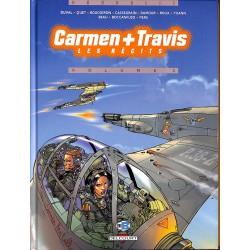 ABAO Bandes dessinées Carmen + Travis, Les Récits 02