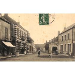 ABAO 45 - Loiret [45] Chuelles - Rue Principale.