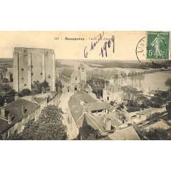 ABAO 45 - Loiret [45] Beaugency - Vue à vol d'oiseau.