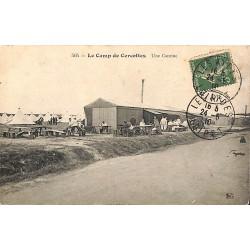 ABAO 45 - Loiret [45] Cercottes - Le Camp de Cercottes. Une Cantine.