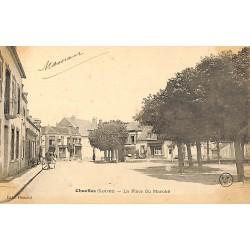 ABAO 45 - Loiret [45] Chuelles - La Place du Marché.