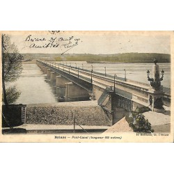 ABAO 45 - Loiret [45] Briare - Pont-Canal (longueur 662 mètres).