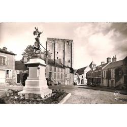 ABAO 45 - Loiret [45] Beaugency - La Place Saint Firmin.