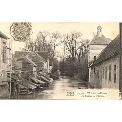 ABAO 45 - Loiret [45] Château-Renard - La Rivière du Château.