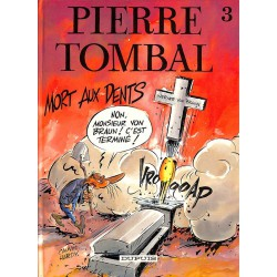 ABAO Bandes dessinées Pierre Tombal 03