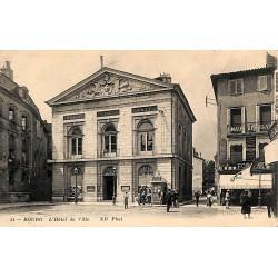ABAO 01 - Ain [01] Bourg - L'Hôtel de Ville.