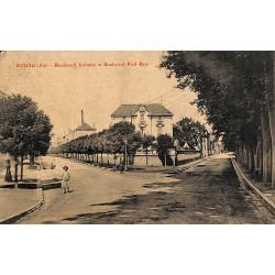 ABAO 01 - Ain [01] Bourg - Boulevard Voltaire et Boulevard Paul Bert.