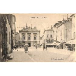 ABAO 01 - Ain [01] Bourg - Place de la Mairie.